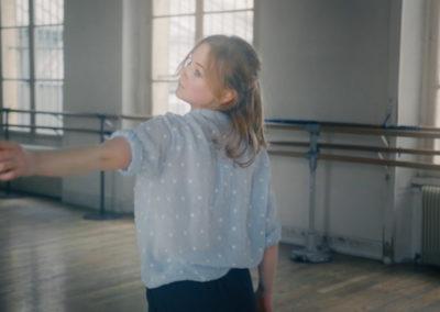 Elizaveta Dancing